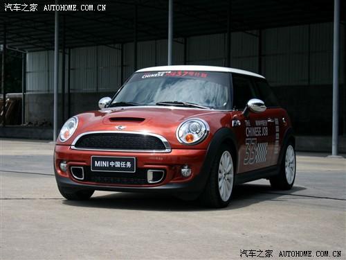 mini汽车及mini品牌汽车文化在得到更多的认识及认可,也让消高清图片