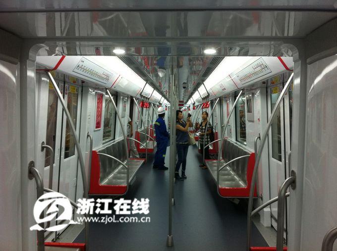 杭州地铁车辆结构设计