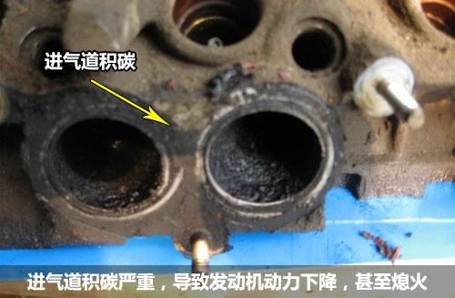 4发动机清理积碳过程-汽车频道-和讯网