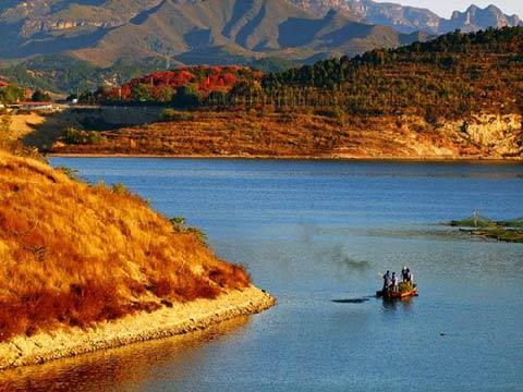 地址:山西省介休市绵山风景区    二,北京金海湖公园   推荐理由