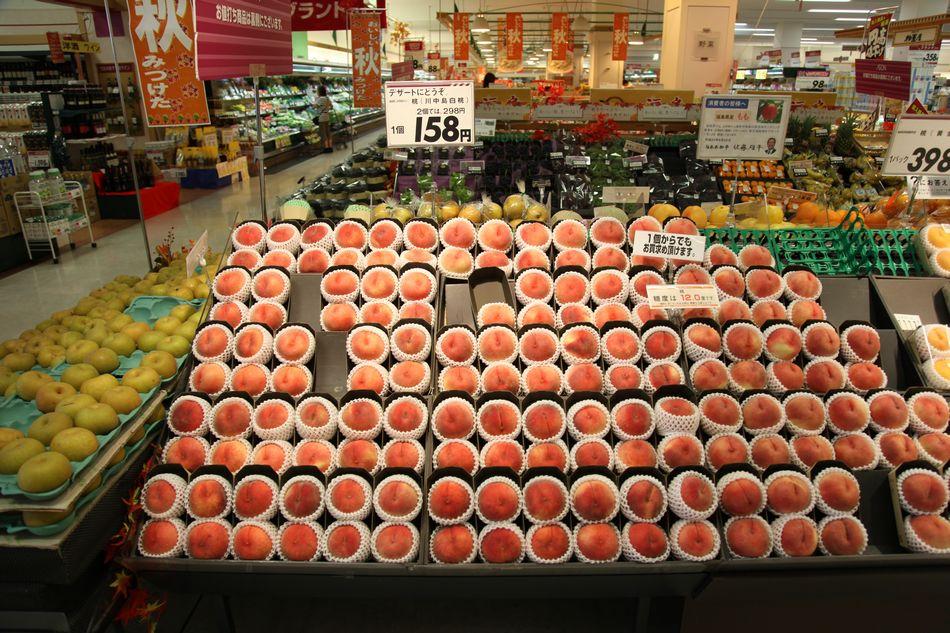 实拍日本超市物价生活的真实一面 新闻频道