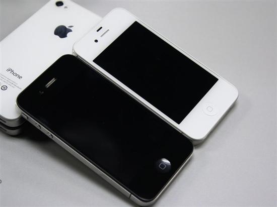 iphone4s和iphone4的区别_吹毛求疵看差别 iphone4和4s外观对比