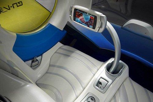 曝光EN-V电动车增加通用远程v内裤手内裤驶-汽自驾情趣宋祖儿图片