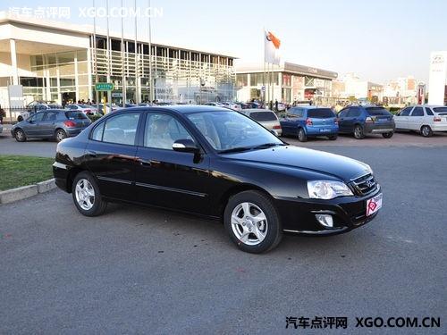 北京现代伊兰特