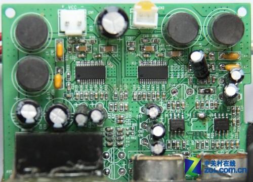 奋达f680音箱功放电路