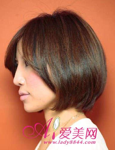 头发柔顺前后效果图图片大全 使用前后,头发强韧与柔顺都增