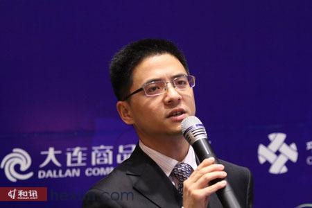 浙江省永安期货经纪有限公司研发中心总经理吴剑剑