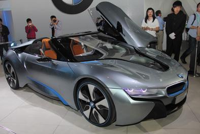 十大超酷概念车