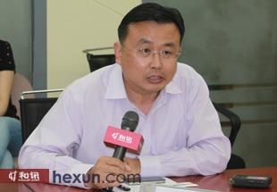 中国建设银行总行行长办公室高级经理 赵庆明