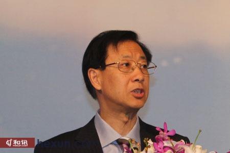 中国证监会主席助理姜洋