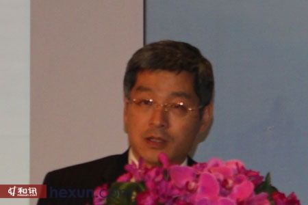 霍瑞戎,上海期货交易所副总经理