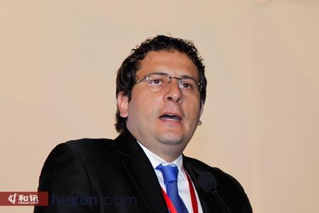 FCStone的食糖风险管理专家巴勃罗•希门尼斯