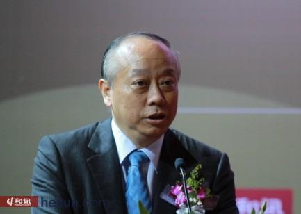 香港金银业贸易场永远名誉会长冯志坚