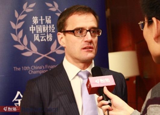 渣打银行大中华区首席经济学家 王志浩