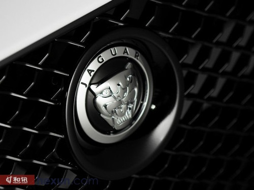 捷豹品牌标志-捷豹计划推出入门级车型 与奥迪A4等车型竞争高清图片