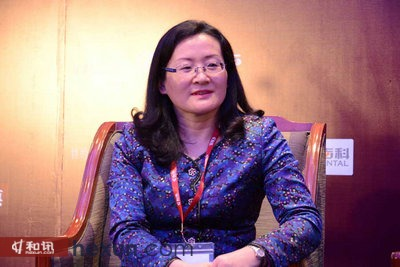 广发证券副总裁赵桂萍