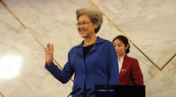 傅莹:实践证明中央政府一国两制政策是成功的