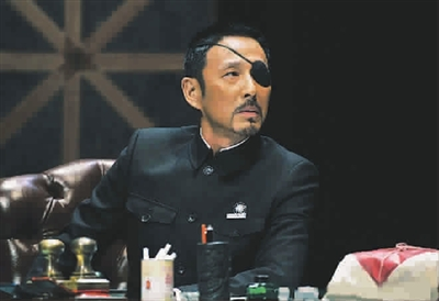 陈道明主演 喜剧的忧伤 图 TP