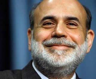伯南克卸任前料再减百亿QE