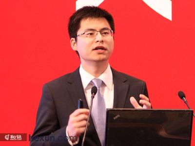 微软亚洲研究院主管研究员 郑宇