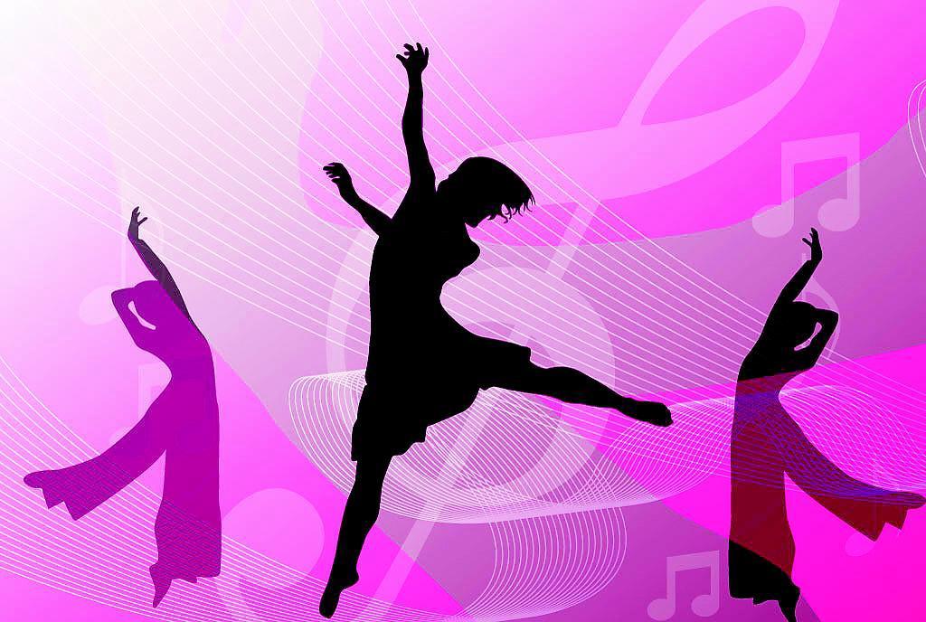 舞蹈老师梦想手抄报版面设计图花边