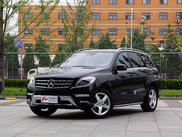 进口奔驰M级郑州现车销售 购车降0.6万
