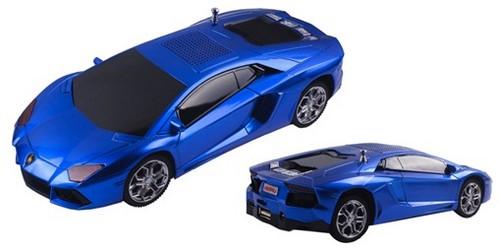 索超兰博基尼汽车模型车模音箱-科技频道-和讯网