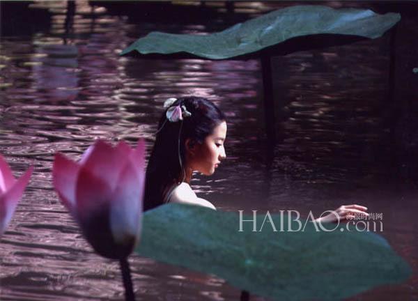 寺岛志保先锋影音-无论是在《仙剑奇侠传》还是电影《铜雀台》,神仙姐姐刘亦菲的白皙