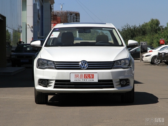 大众宝来2014款1.6MT舒适型-广州 宝来最高直降2.1万 少量现车