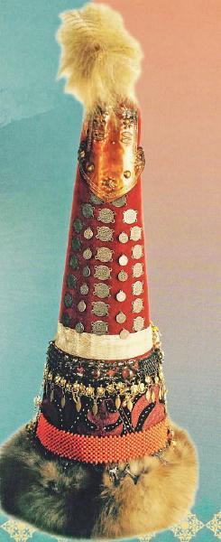 哈萨克族人的嫁妆:一种文化的积淀和交流