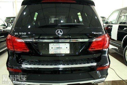 奔驰gl价格_奔驰GL级最高降价5万尊贵型售价1548万组图