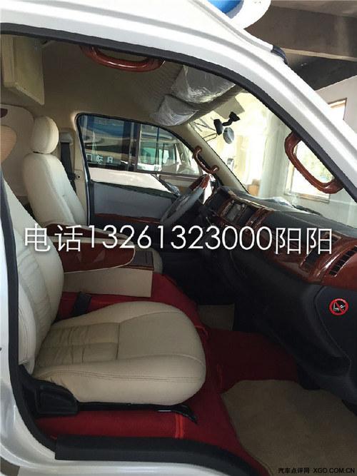 丰田海狮多少钱 15款丰田海狮现车报价高清图片