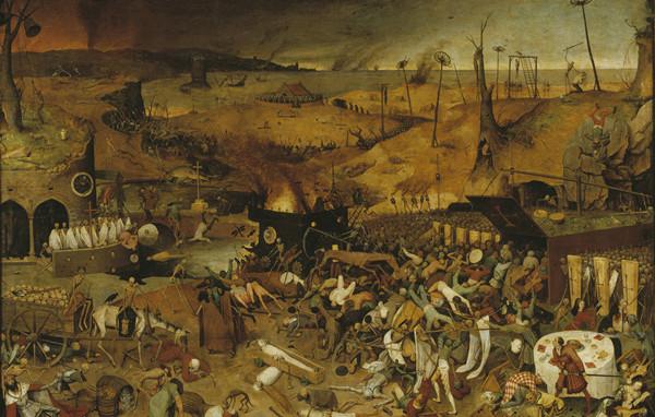"""黑死病是中世纪欧洲人的""""死神""""-李伯重 气候变化如何造成中国历史"""