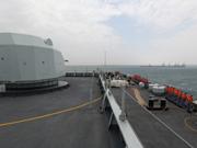 吉布提给中国舰队提供支持