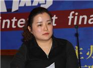 Formax金融圈全国营销中心总裁 梅露燕