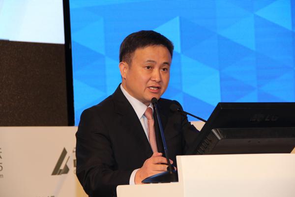 中国人民银行副行长潘功胜先生演讲
