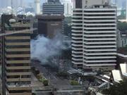 伊斯兰国武装分子袭击印尼