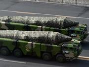 传解放军数十枚东风21D导弹部署厦门