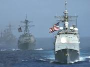 国防部就南海问题、军队抢险救灾等答问