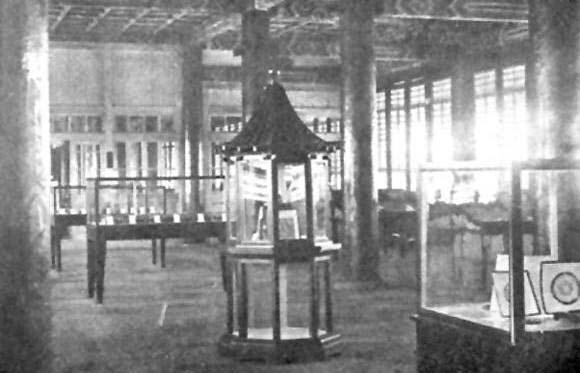 古物陈列所公开展出清宫藏品